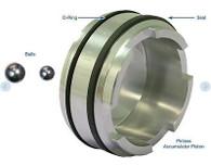 4L60E, 4L65E, 4L70E Sonnax Pinless Accumulator Piston Kit 1-2 or 3-4