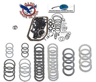 4L80E Transmission Rebuild Kit Master Heavy Duty Stage 1 1990-1996