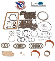 4R44E/4R55E/5R44E/5R55E Rebuild Kit Heavy Duty Banner Kit Stage 3 1997-UP 4x4