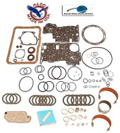 4R44E/4R55E/5R44E/5R55E Rebuild Kit Heavy Duty Banner Kit Stage 5 1995-1996 2x4