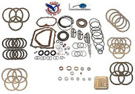 A604 Transmission Master Overhaul Rebuild Kit 90-Up Stage 4 40TE,41TE,F4AC1