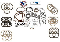 A604 Transmission Master Overhaul Rebuild Kit 90-Up Stage 2 40TE,41TE,F4AC1