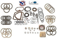 A604 Transmission Master Overhaul Rebuild Kit 90-Up Stage 5 40TE,41TE,F4AC1