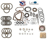 A604 Transmission LS Overhaul Rebuild Kit 90-Up Stage 5 40TE,41TE,F4AC1