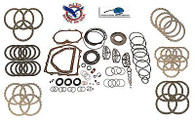 A604 Transmission Master Overhaul Rebuild Kit 90-Up Stage 1 40TE,41TE,F4AC1