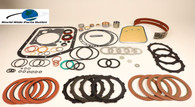 A904 / TF6 Transmission Rebuild Kit High Performance Master Kit 72-up Stage 3