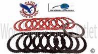 Allison 1000, 2000, 2400 C2 Clutch HP Powerpack Alto Red Eagle & Kolene 1999-05