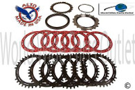 Allison 1000, 2000, 2400 C3 Clutch HP Powerpack Alto Red Eagle & Kolene 06+