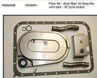 Allison Transmission Filter Kit Upgrade Fiber