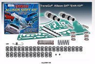 Allison Shift Kit 1000-2400 Transgo ALLISON SK T121165