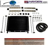 Automatic Transmission Oil Cooler Hayden 678/OC-1678 Plate and Fin Type X 10
