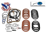 Dodge A727 Transmission Rebuild Kit High Performance Kit Stage 1 Red, Kolene TF8