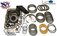 Ford 4R100 2001-UP Transmission Rebuild Kit 2X4 Heavy Duty HEG LS Kit Stage 3