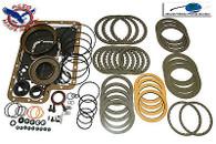 Ford 4R100 2001-UP Transmission Rebuild Kit Heavy Duty HEG LS Kit Stage 1