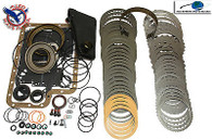 Ford 4R100 2001-UP Transmission Rebuild Kit 4X4 Heavy Duty Master Kit Stage 2