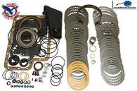 Ford 4R100 2001-UP Transmission Rebuild Kit 4X4 Heavy Duty Master Kit Stage 3