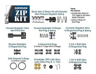 Ford 4R44E, 4R55E, 5R44E, 5R55E Sonnax Zip Kit No special tools needed
