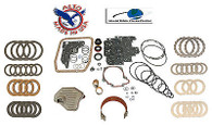 Ford 4R70W Master Rebuild Kit Stage 2 1998 2002