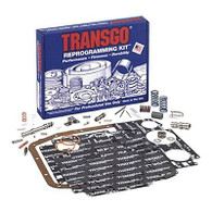 Ford AODE Transmission TransGo Shift Kit Stage 2 AODE 4R70W AODE-HD2 T76171E