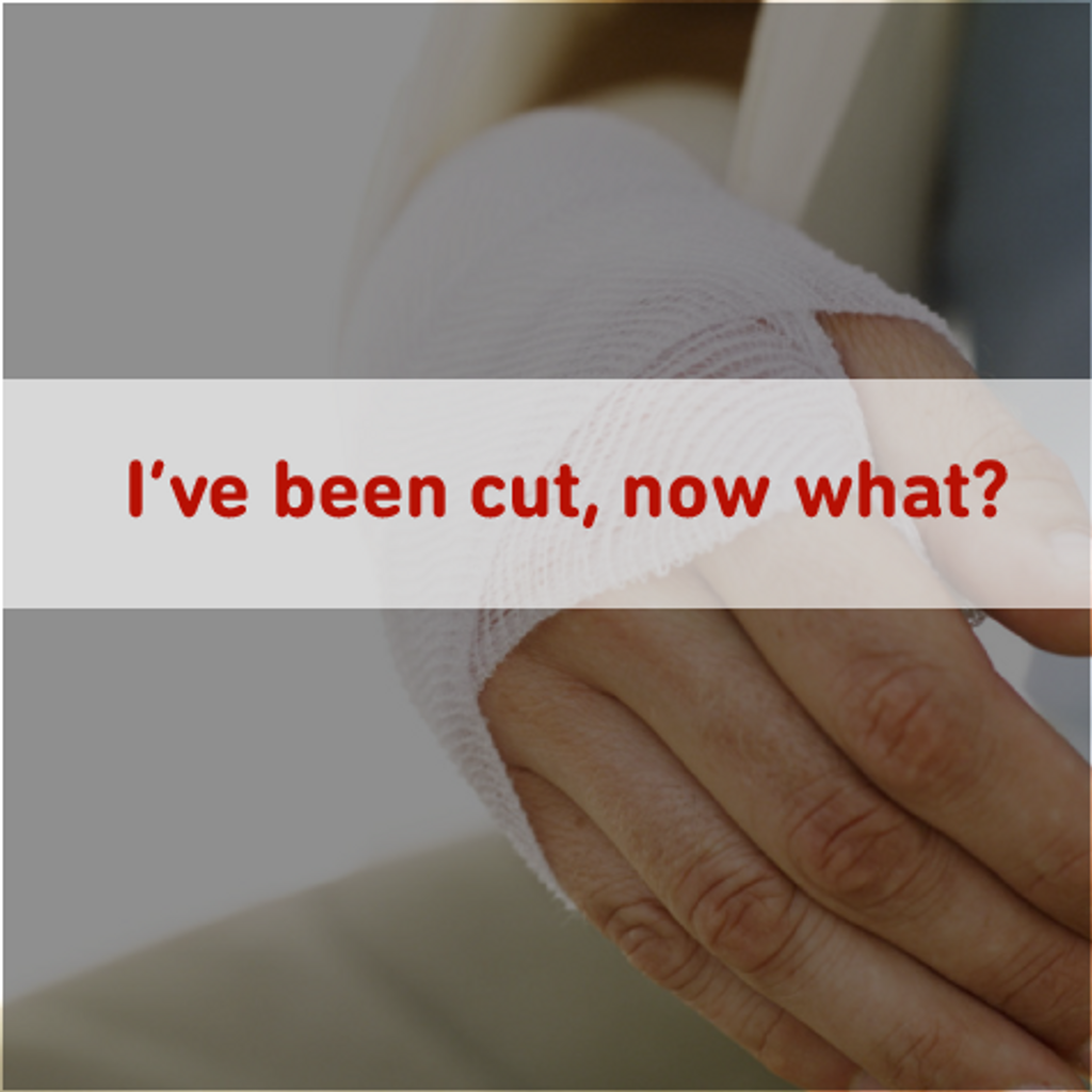 I've been cut, now what?