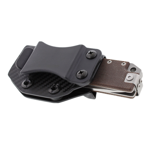 Carbon Fiber Kydex Sheath for Ausus Knife