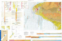 Geology of the Taranaki area : scale 1:250,000 Digital Download