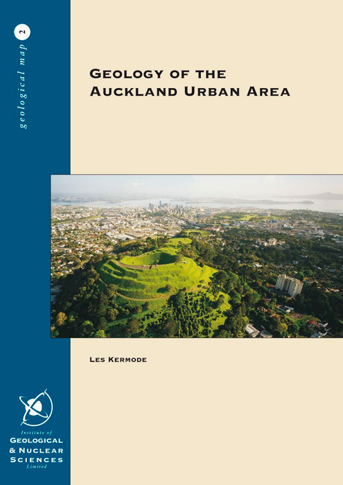 Geology of the Auckland urban area : sheet R11. Scale 1:50 000