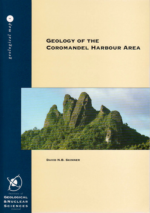 Geology of the Coromandel Harbour area