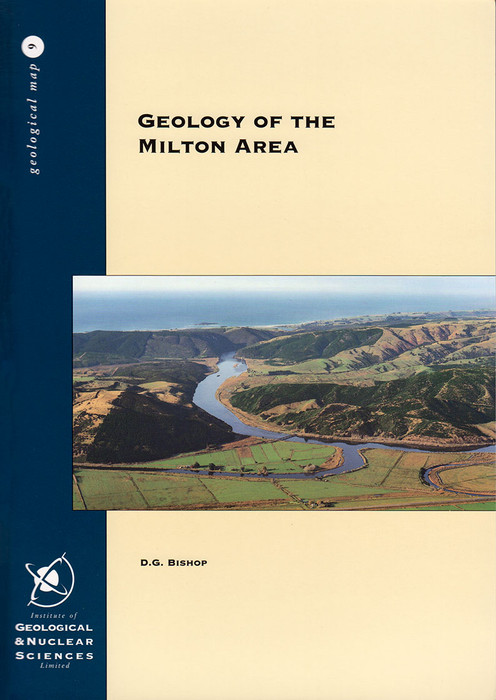 Geology of the Milton area : sheets H45BD & part I45, scale 1:50,000