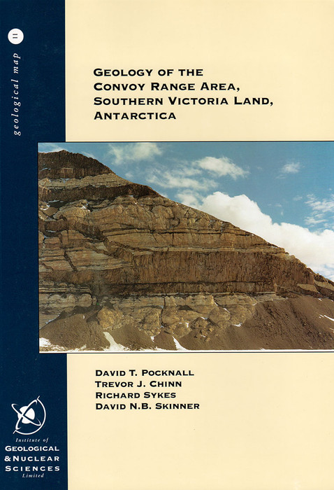 Geology of the Convoy Range area, Southern Victoria Land, Antarctica