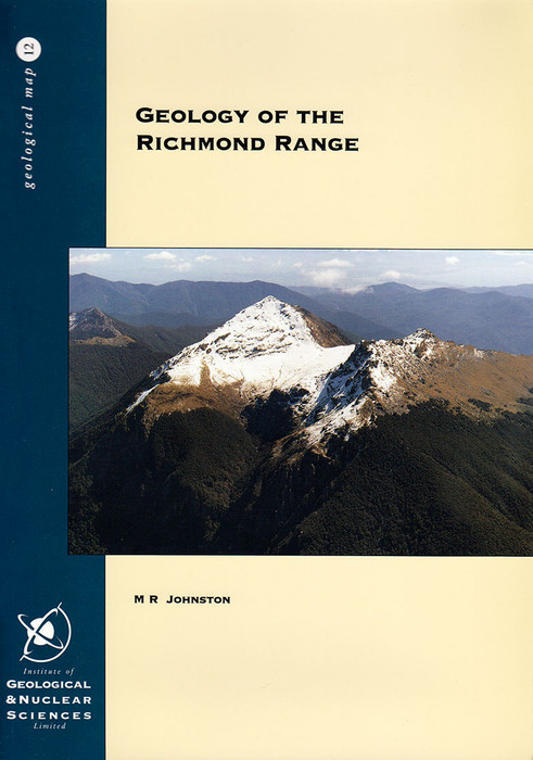 Geology of the Richmond Range