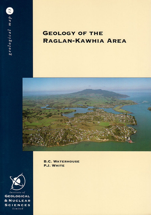 Geology of the Raglan-Kawhia area