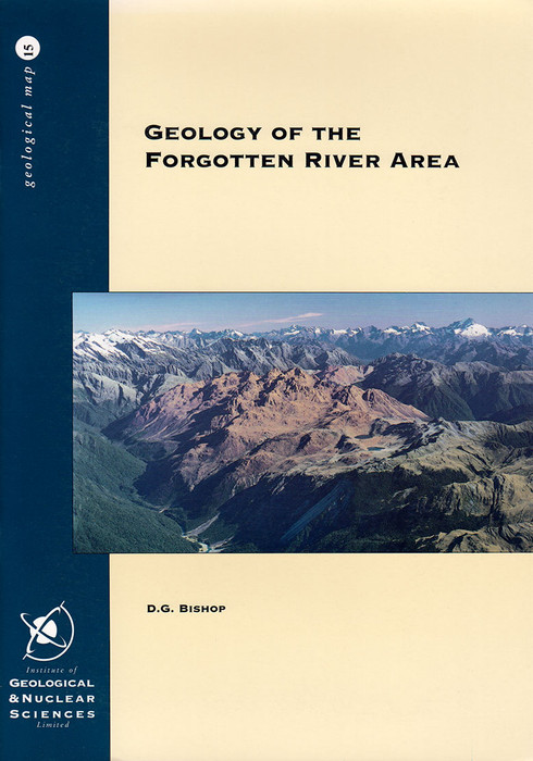 Geology of the Forgotten River area : sheet E39AC, scale 1:50,000