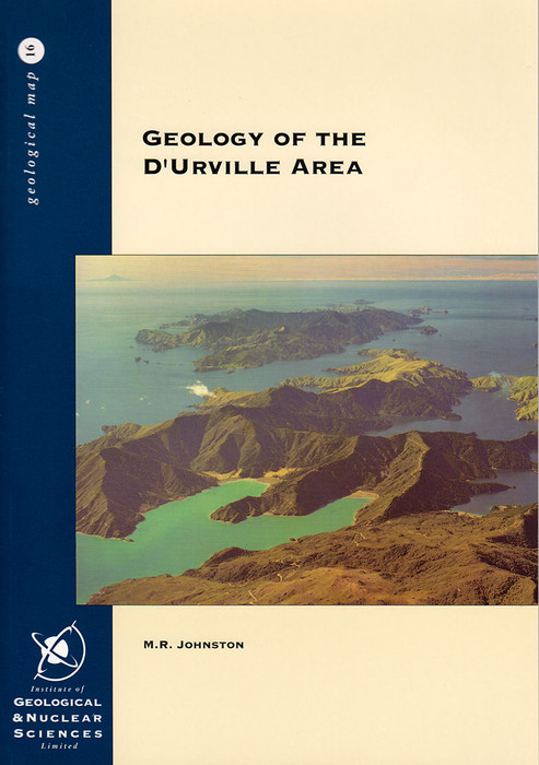 Geology of the D'Urville area : sheets P26AC and part P25, scale 1:50 000