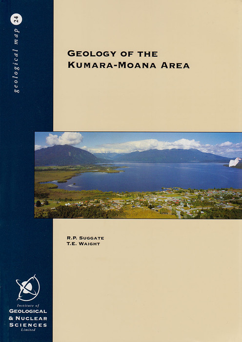 Geology of the Kumara-Moana area
