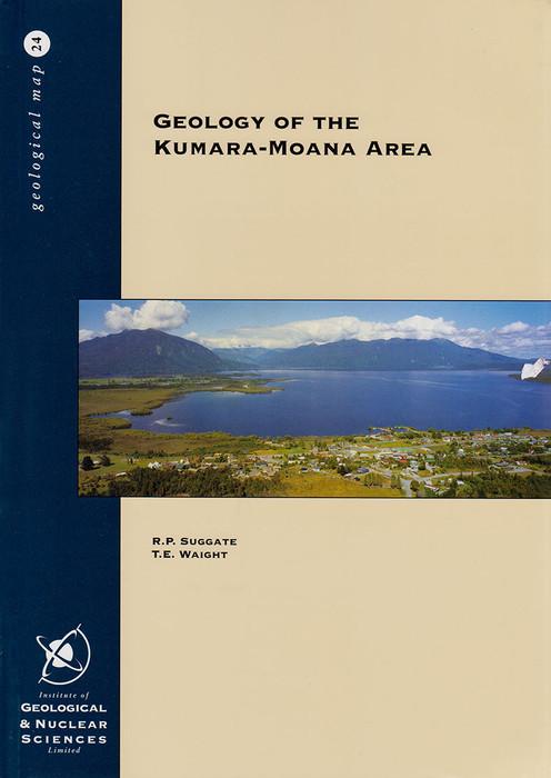 Geology of the Kumara-Moana area