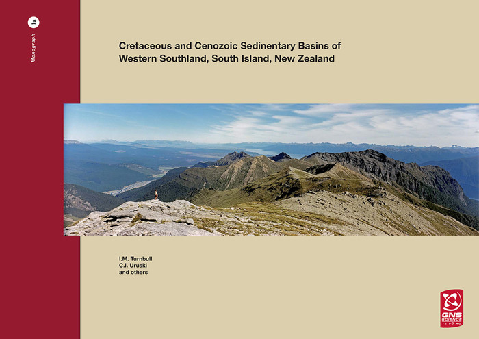 Cretaceous and Cenozoic sedimentary basins of western Southland, South Island, New Zealand