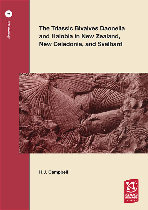 The Triassic bivalves Daonella and Halobia in New Zealand, New Caledonia and Svalbard
