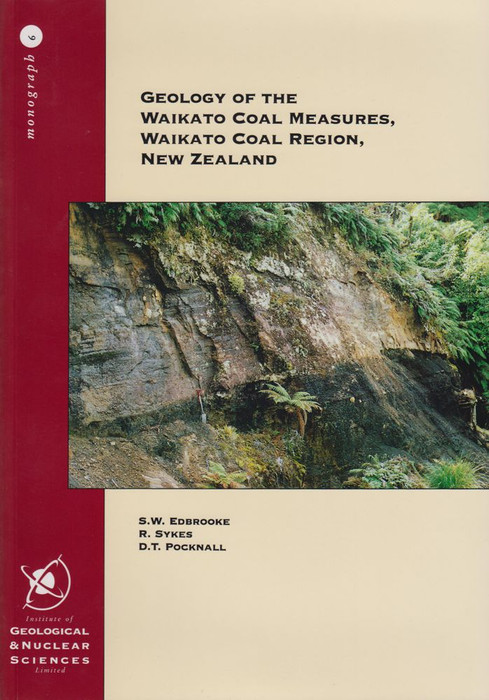 Geology of the Waikato Coal Measures, Waikato Coal Region, New Zealand