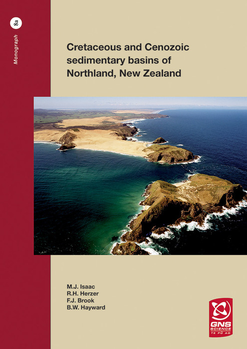 Cretaceous and Cenozoic sedimentary basins of Northland, New Zealand