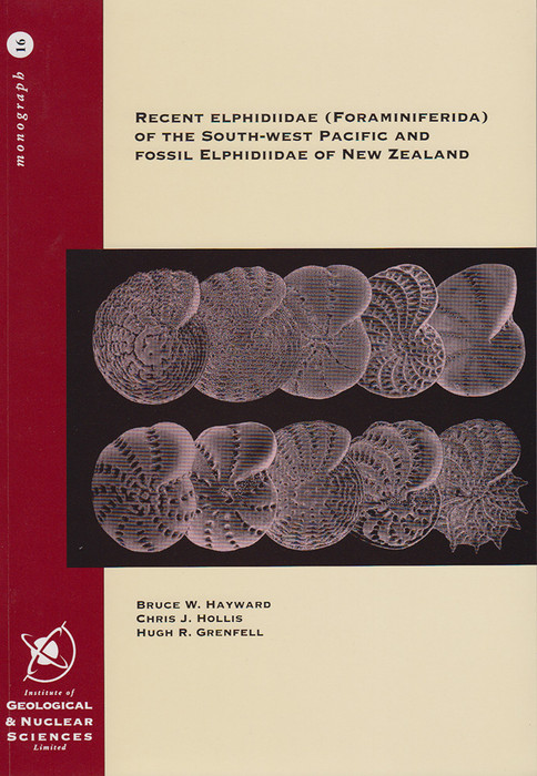 Recent Elphidiidae (Foraminiferida) of the south-west Pacific and fossil Elphidiidae of New Zealand