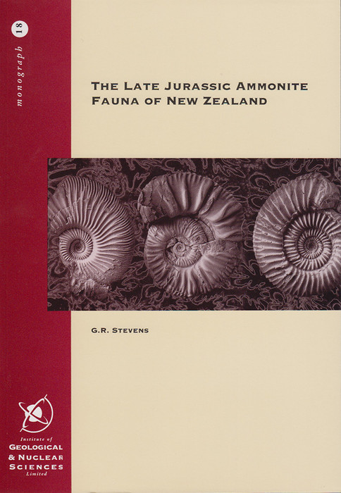 The Late Jurassic ammonite fauna of New Zealand