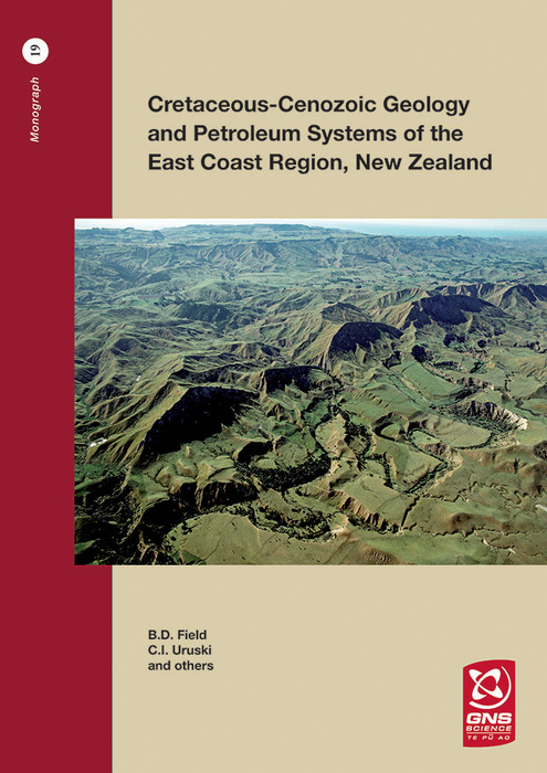 Cretaceous-Cenozoic geology and petroleum systems of the East Coast region, New Zealand
