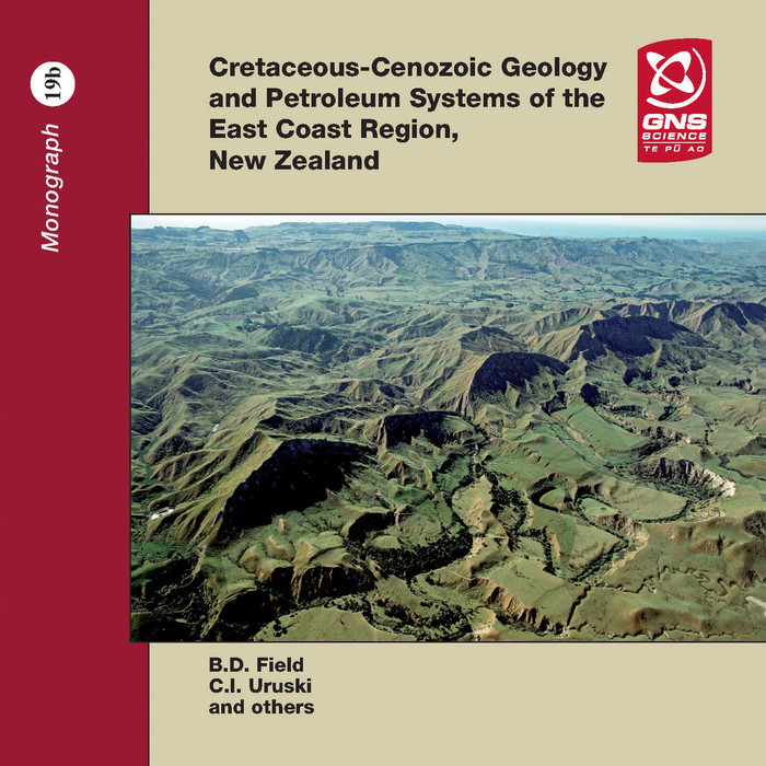 Cretaceous-Cenozoic geology and petroleum systems of the East Coast region, New Zealand (CD)