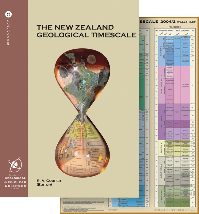 The New Zealand Geological Timescale