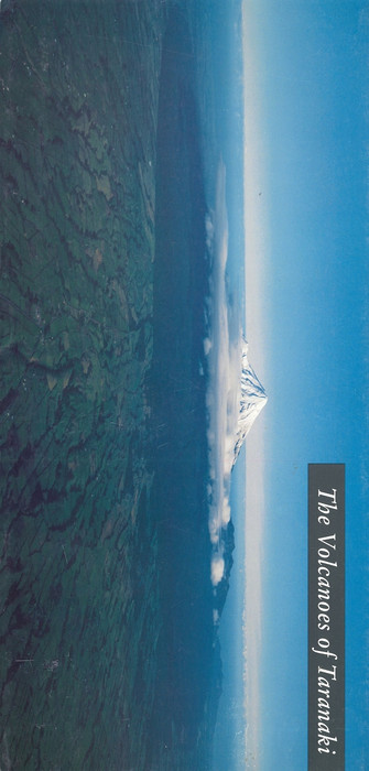The volcanoes of Taranaki