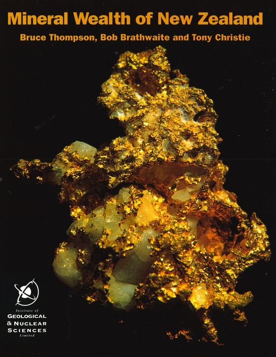 Mineral wealth of New Zealand
