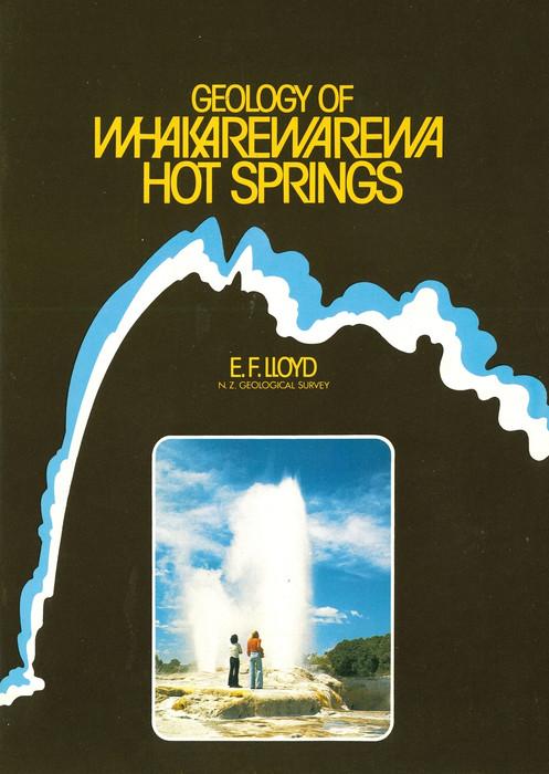 Geology of Whakarewarewa hot springs