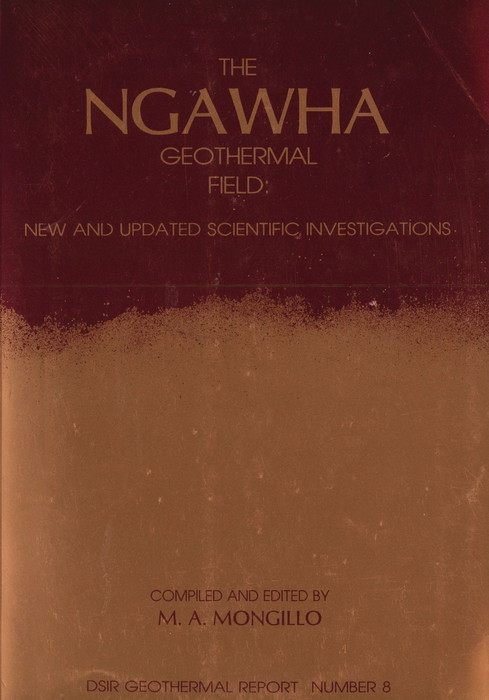 The Ngawha geothermal field: new and updated scientific investigations