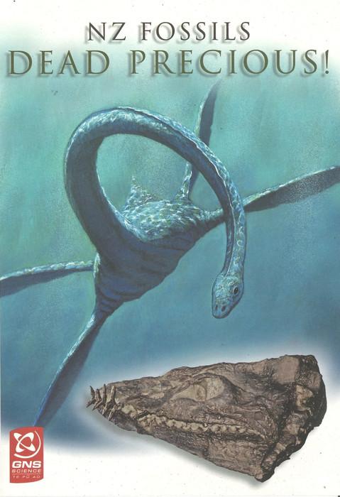 NZ fossils : dead precious!